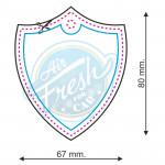 Lufterfrischer Nr. 024 Wappen